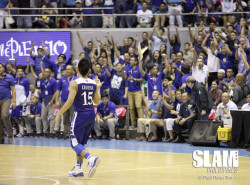 Kiefer Ravena and his gutsy three-pointers beat DLSU Green Archers