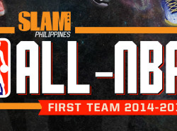 INFOGRAPHIC: The 2014-15 All-NBA First Team