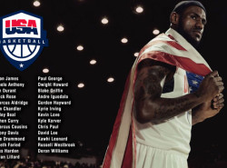 USA Basketball announces 28-Man Roster