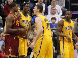 VIDEO: Every Fight in The NBA 2012-13 Season and This Year's Fighting First Team