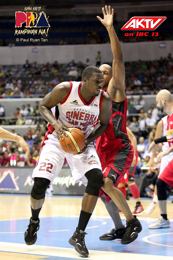 PBA Commissioner's Cup Import Watch (Week 7)