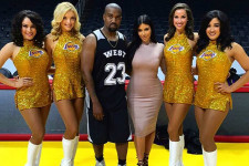 Kim Kardashian reserves Staples Center court for Kanye West's birthday