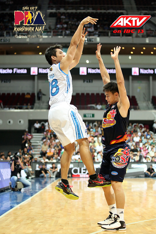 Sneaker Watch: The PBA Semis TOP 5